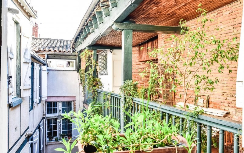 Deluxe sale apartment Toulouse 590000€ - Picture 3