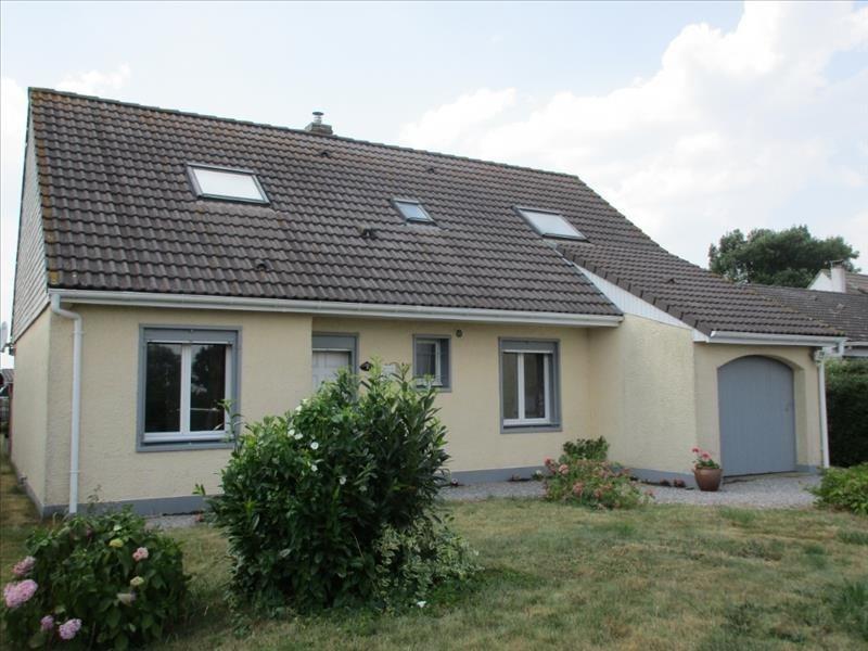Sale house / villa Boisdinghem 182500€ - Picture 1