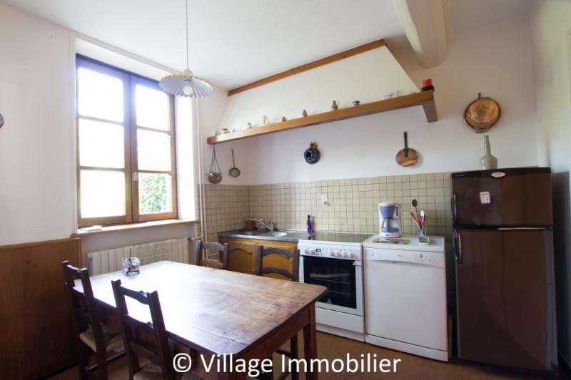 Vente maison / villa Toussieu 380000€ - Photo 8