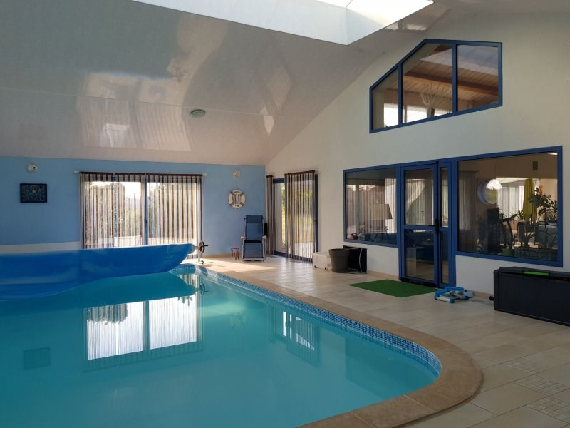 Deluxe sale house / villa Brem sur mer 591000€ - Picture 2
