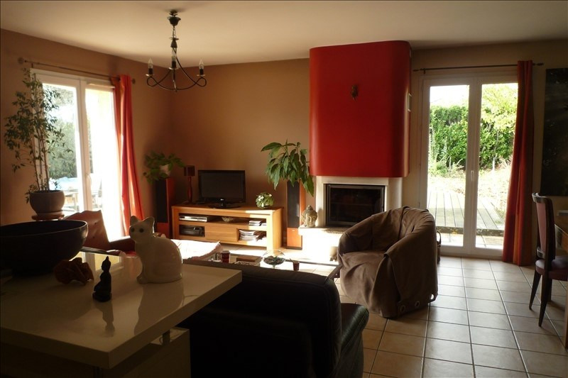 Sale house / villa St romain de surieu 288000€ - Picture 3