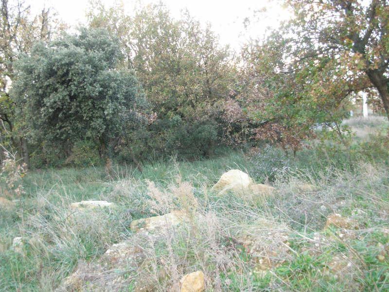 Vente terrain Roussas 126000€ - Photo 1