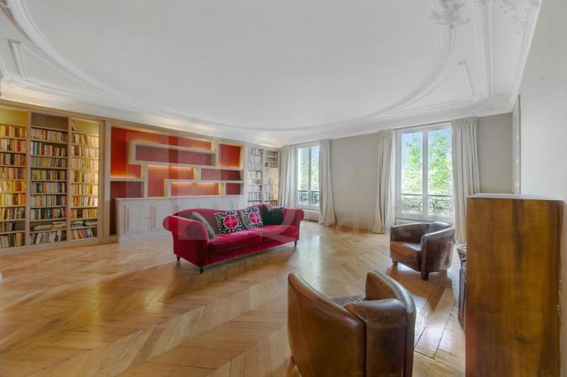 Un appartement familial face au Parc Monceau !