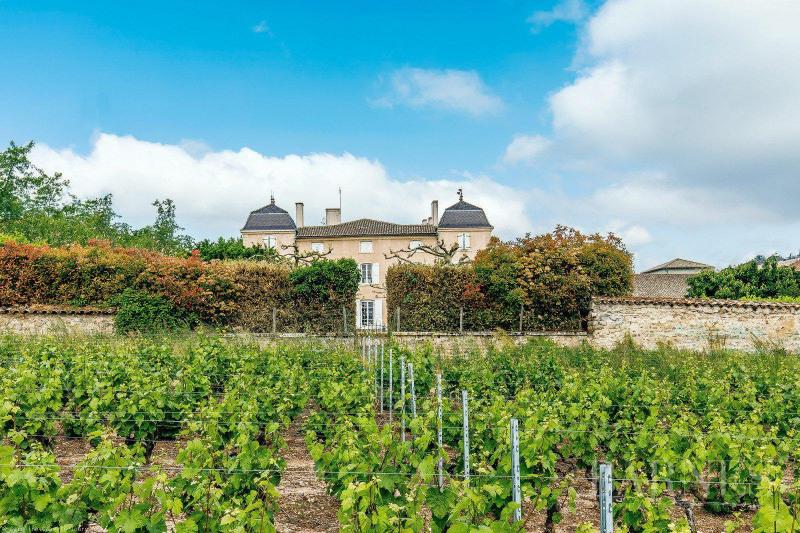 Vente de prestige château Fleurie 1198000€ - Photo 1