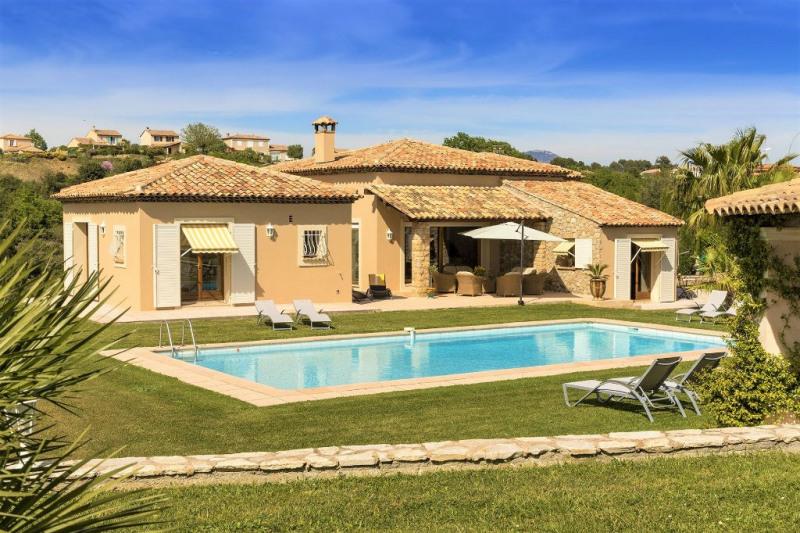 Vente de prestige maison / villa Cagnes sur mer 1395000€ - Photo 2