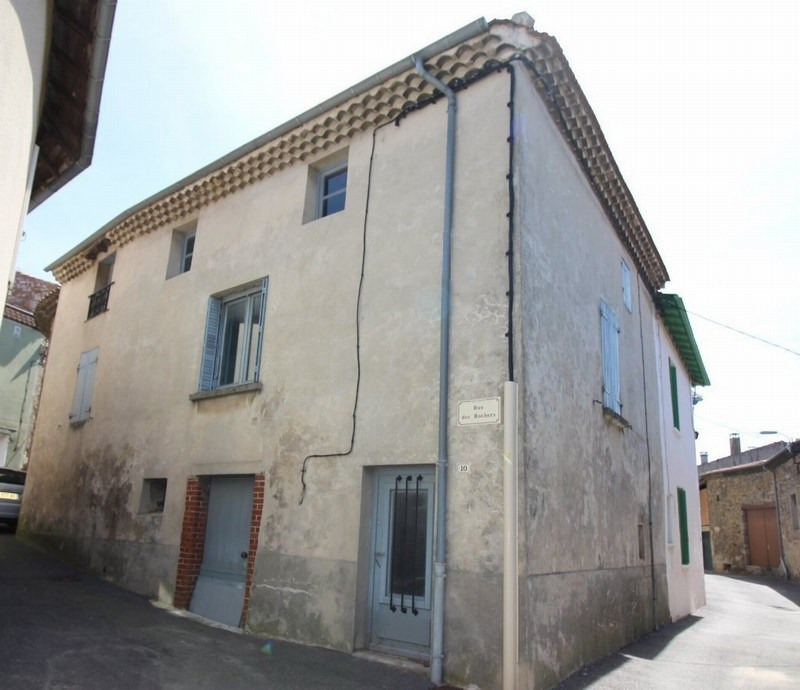 Vente maison / villa Eclassan 60000€ - Photo 1
