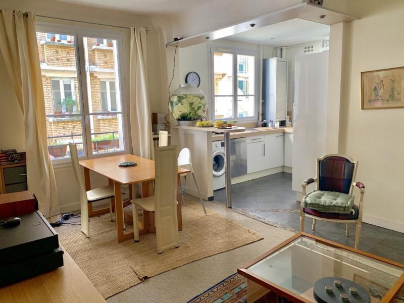 Vente appartement Paris 17ème 595000€ - Photo 2