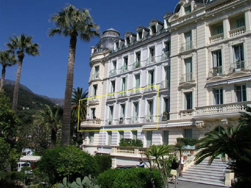 Deluxe sale apartment Menton 820 000€ - Picture 5