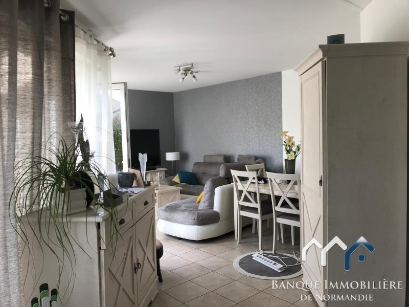 Vente maison / villa Herouville st clair 255000€ - Photo 2