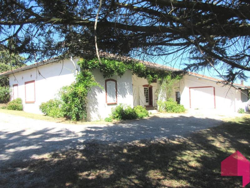 Rental house / villa Montrabe 1200€ CC - Picture 2