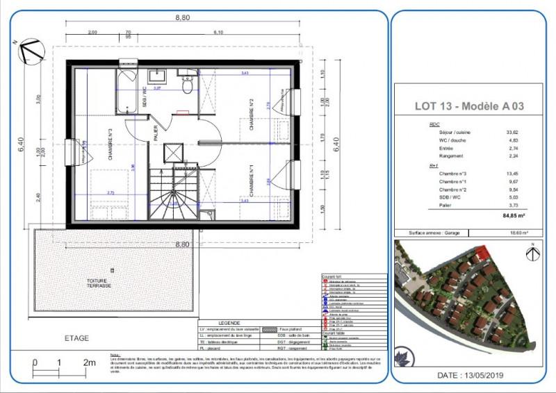 Sale house / villa L isle d'abeau 252000€ - Picture 3