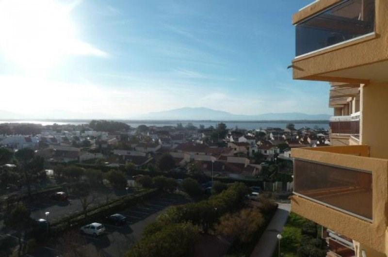 Vente appartement Canet plage 137000€ - Photo 2
