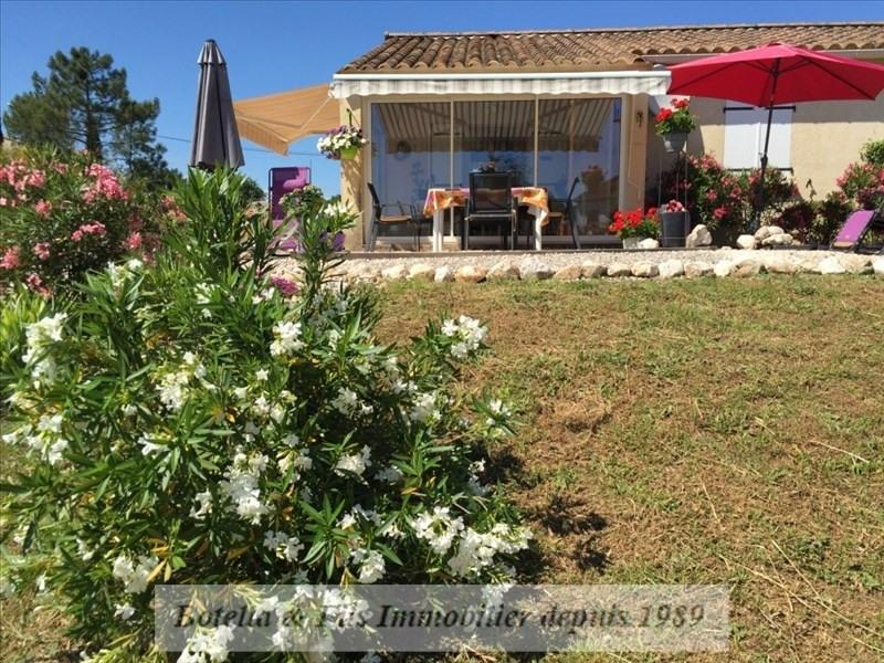 Vente maison / villa Gagnieres 159000€ - Photo 9