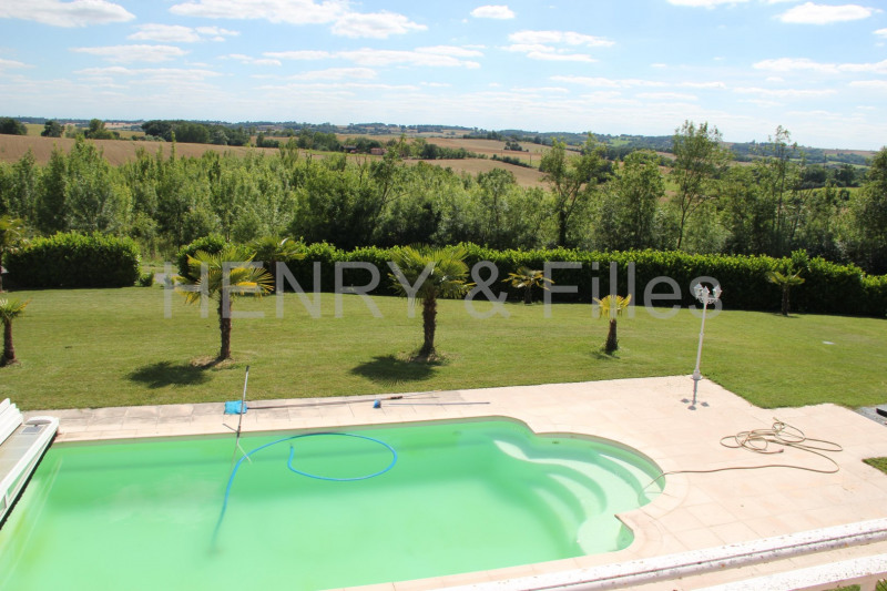 Vente maison / villa L'isle jourdain 10 min 415 000€ - Photo 21