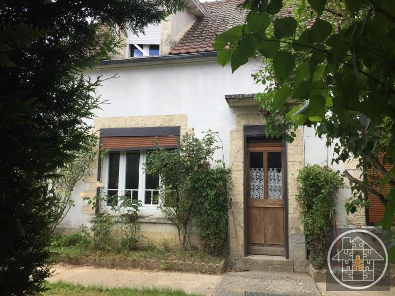 Vente maison / villa Gury 102 000€ - Photo 1