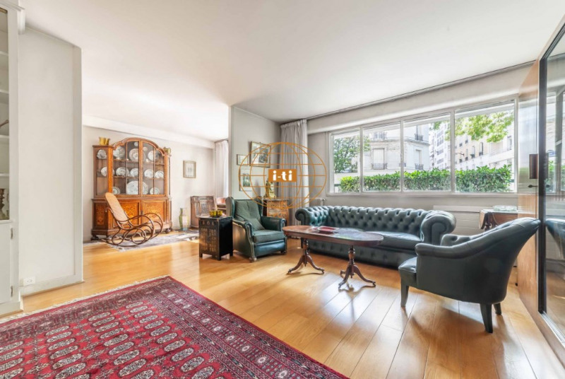 Sale apartment Paris 15ème 875 000€ - Picture 3