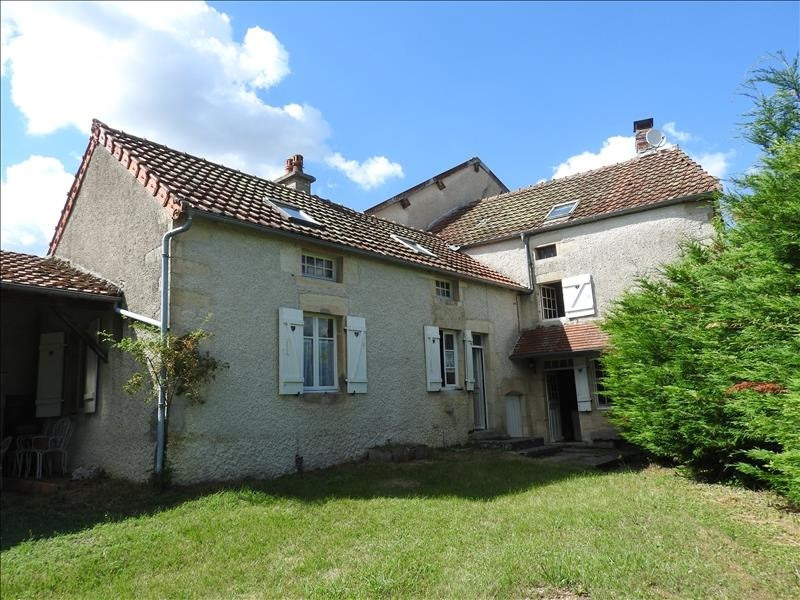 Vente maison / villa Secteur recey s/ource 81 500€ - Photo 1