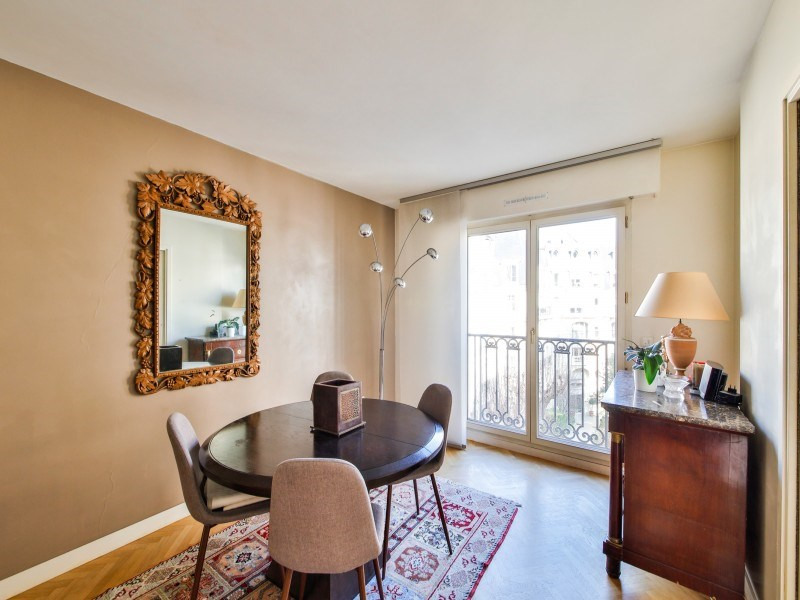 Verkauf wohnung Paris 17ème 838350€ - Fotografie 5