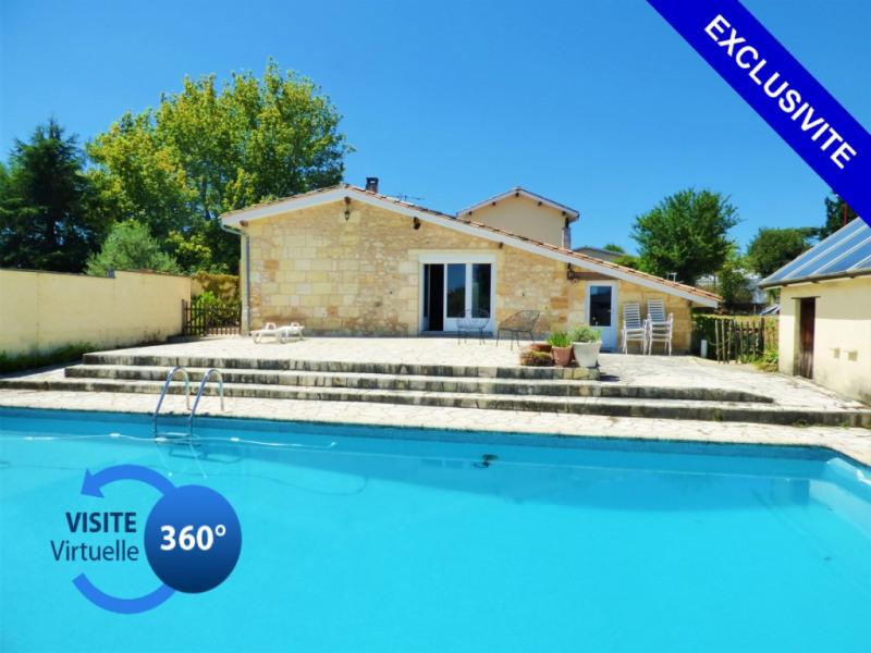 Sale house / villa Carbon-blanc 480500€ - Picture 1