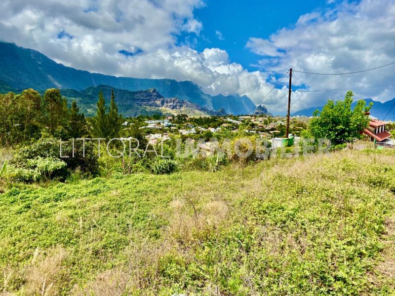 Vente terrain Cilaos 88000€ - Photo 2