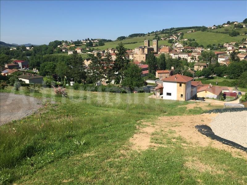 Vente terrain Cublize 55000€ - Photo 3