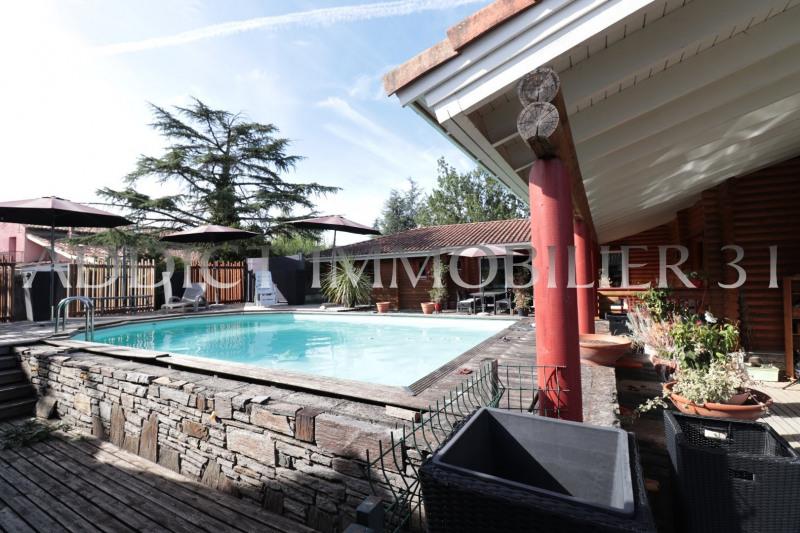Vente de prestige maison / villa Bruguieres 770000€ - Photo 1