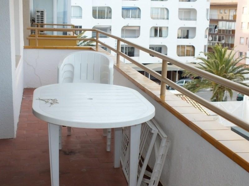 Alquiler vacaciones  apartamento Roses santa-margarita 392€ - Fotografía 4