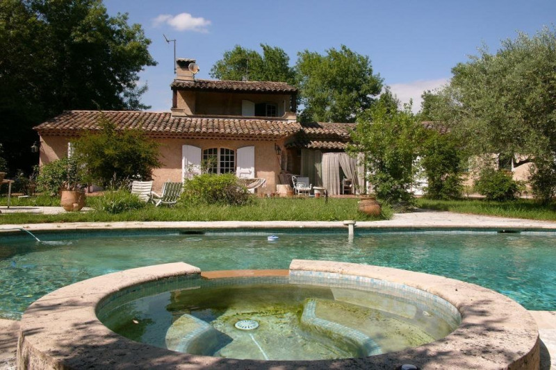 Verkoop van prestige  huis Châteauneuf-grasse 990000€ - Foto 1