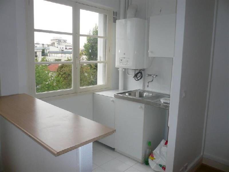 Rental apartment Vincennes 698€ CC - Picture 1