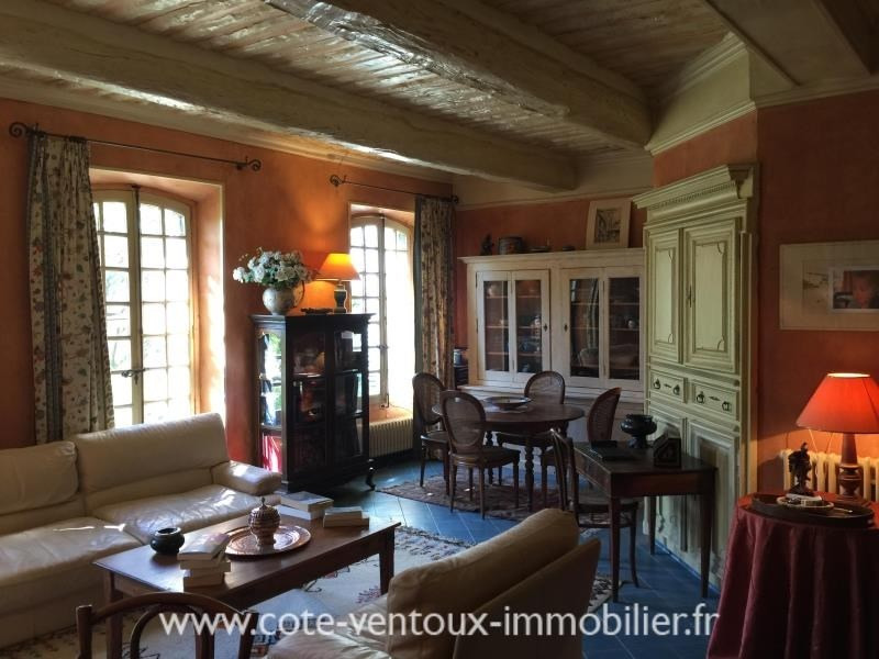 Deluxe sale house / villa Caromb 892 500€ - Picture 2