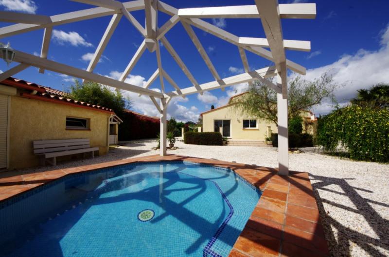 Sale house / villa Montesquieu des alberes 367000€ - Picture 2