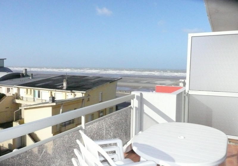Vacation rental apartment Stella plage 180€ - Picture 1