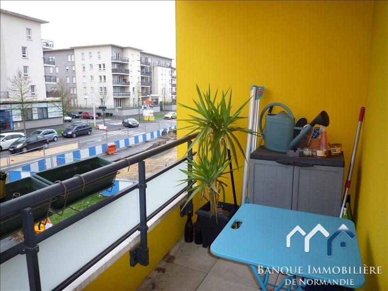 Vente appartement Caen 115500€ - Photo 4