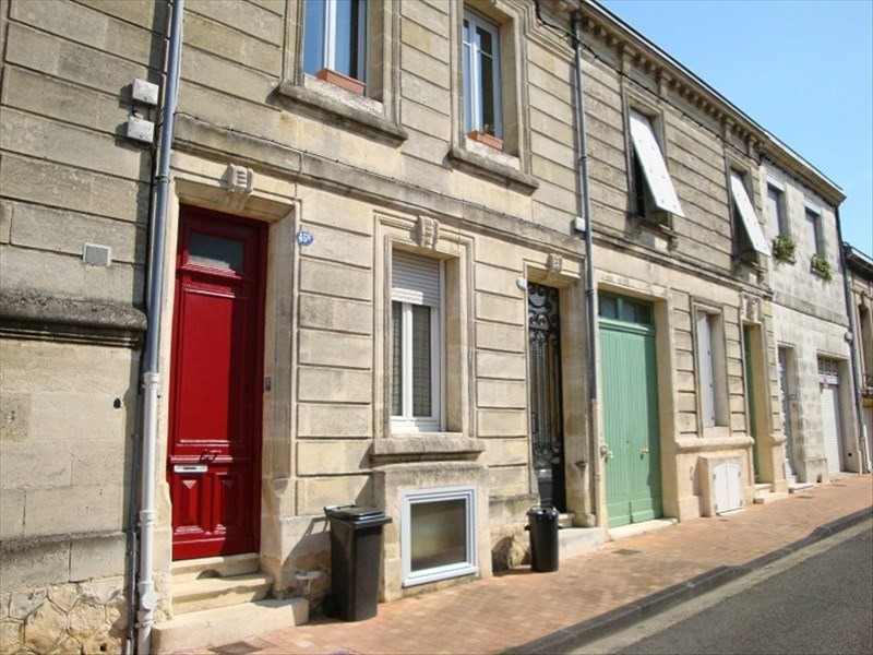 Vente appartement Bordeaux 111 500€ - Photo 1