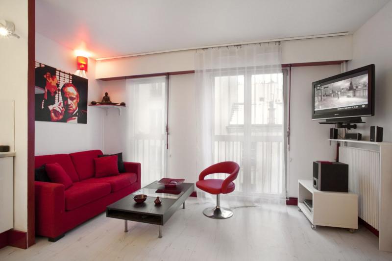 Vente appartement Paris 18ème 295000€ - Photo 3