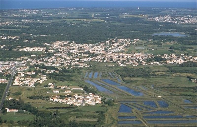 Terrain a bâtir dolus d oleron - 1509 m²