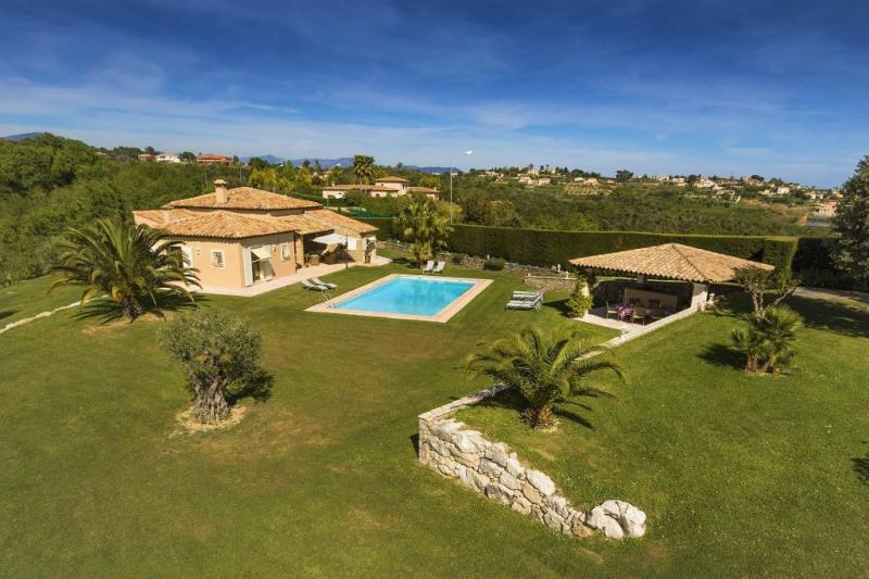 Vente de prestige maison / villa Cagnes sur mer 1395000€ - Photo 5