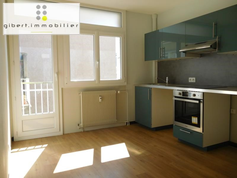 Rental apartment Le puy en velay 561€ CC - Picture 1