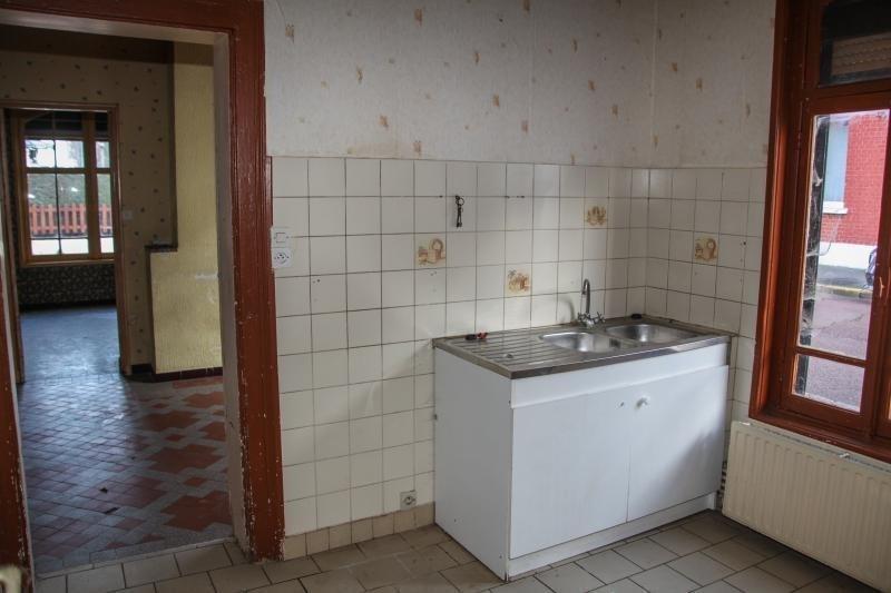 Vente maison / villa Hesdin 69000€ - Photo 4