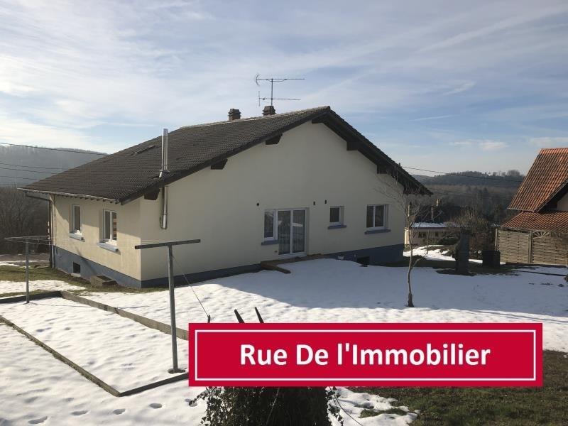 Sale house / villa Goetzenbruck 189000€ - Picture 5