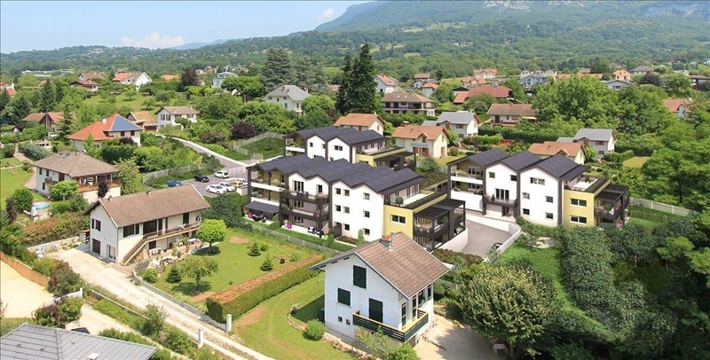 Vendita appartamento Aix les bains 459000€ - Fotografia 2