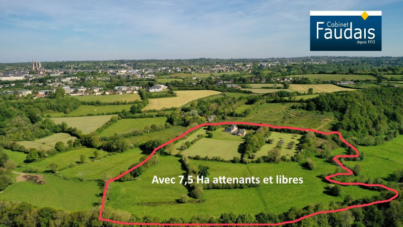 Vente de prestige maison / villa Coutances 567 000€ - Photo 3