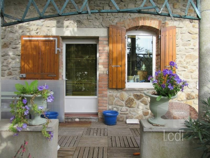 Vente maison / villa Gagnières 123 600€ - Photo 1