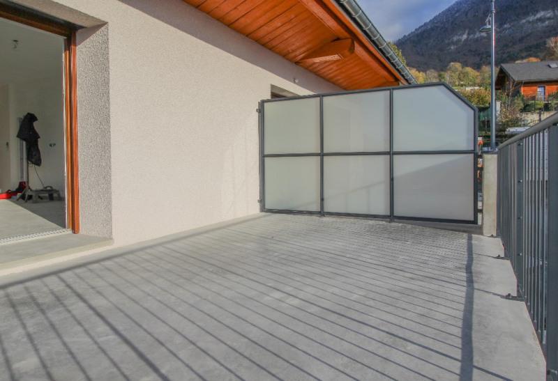 Vente appartement Pugny chatenod 299000€ - Photo 1