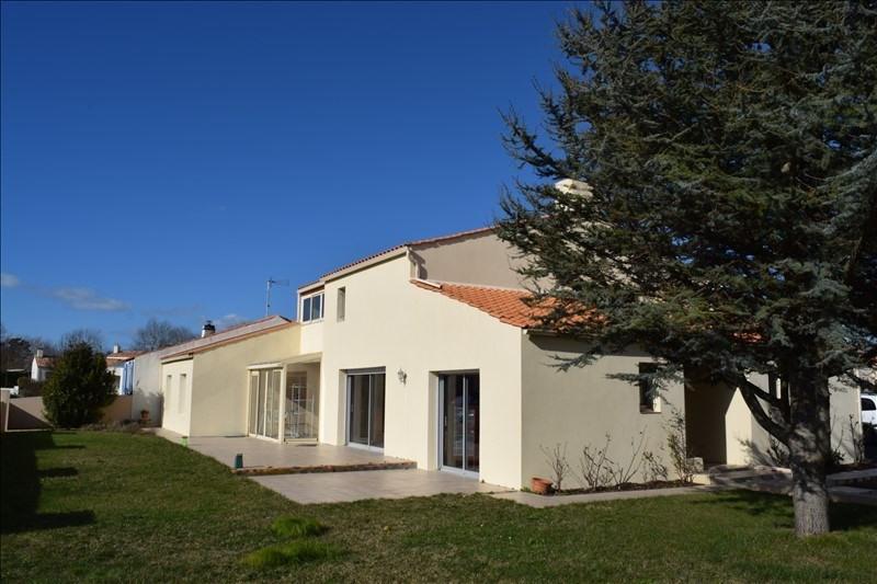 Vente maison / villa Givrand 282700€ - Photo 1