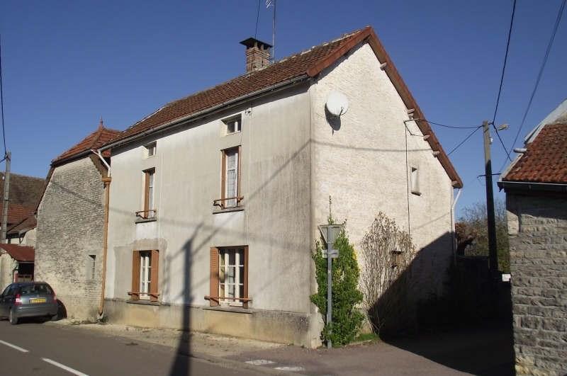 Vente maison / villa Secteur montigny s/aube 29500€ - Photo 1