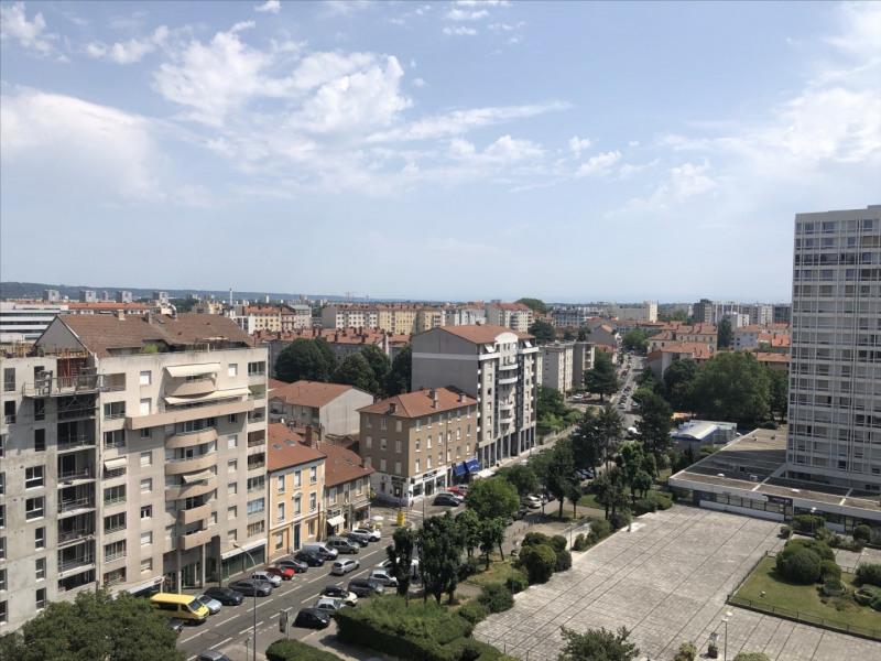 Proche gratte ciel T3 60m² - 2 balcons + garage