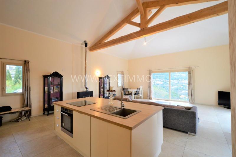 Revenda residencial de prestígio casa Peille 900000€ - Fotografia 3
