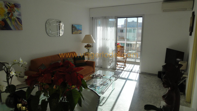Life annuity apartment Saint-raphaël 163 000€ - Picture 2