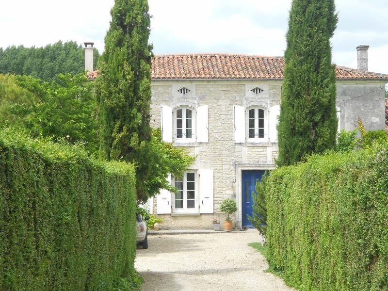 Vente maison / villa Rouillac 230000€ - Photo 1